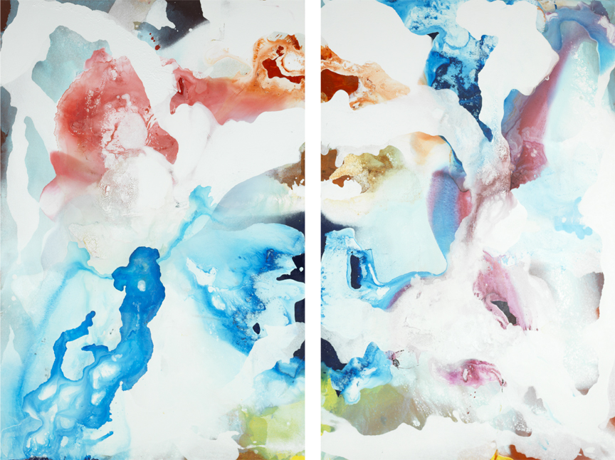 Energia #50 Diptych